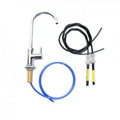 852132 Billi Dispenser Kit Slimline Round Chrome